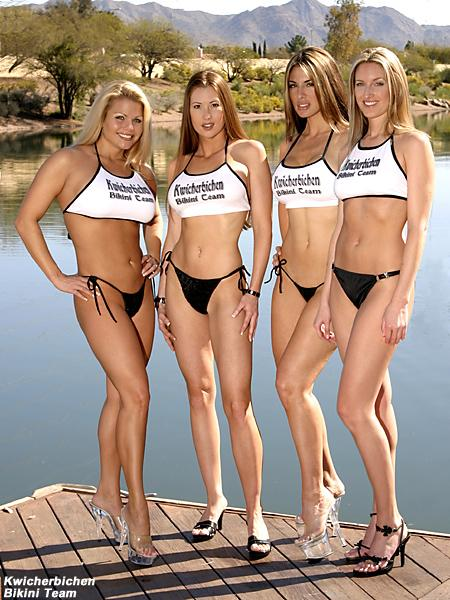 Bikini national photo team usa