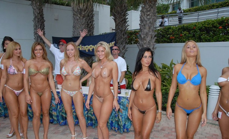 Micro Bikini Contest Photos 80