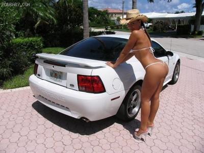 rear drive bikini