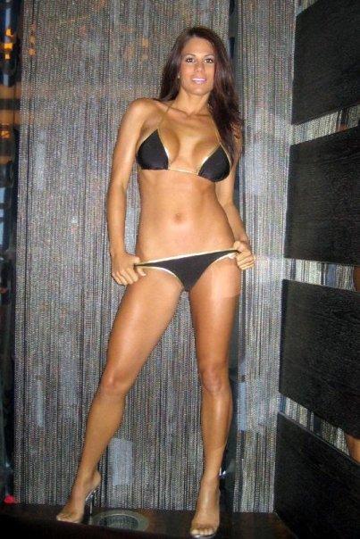 christine lemasters bikini