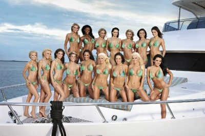 hooters dream team bikini
