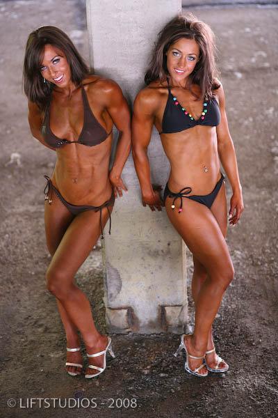 Частные фото мускулистых девушек фото 490-194