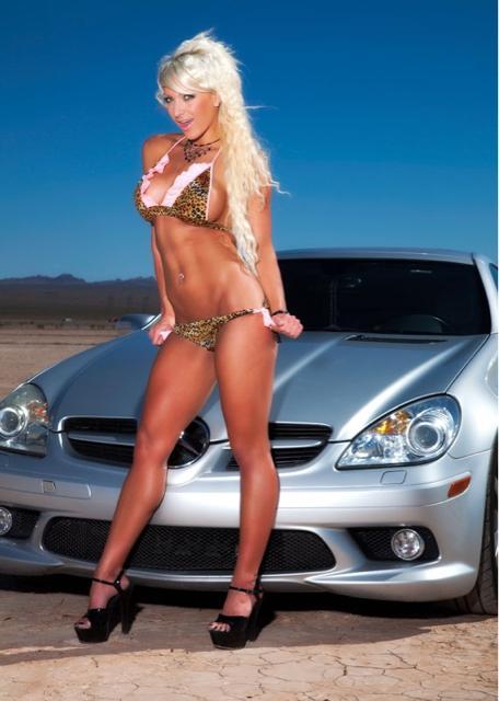 bikini mercedes heaven sapp naked