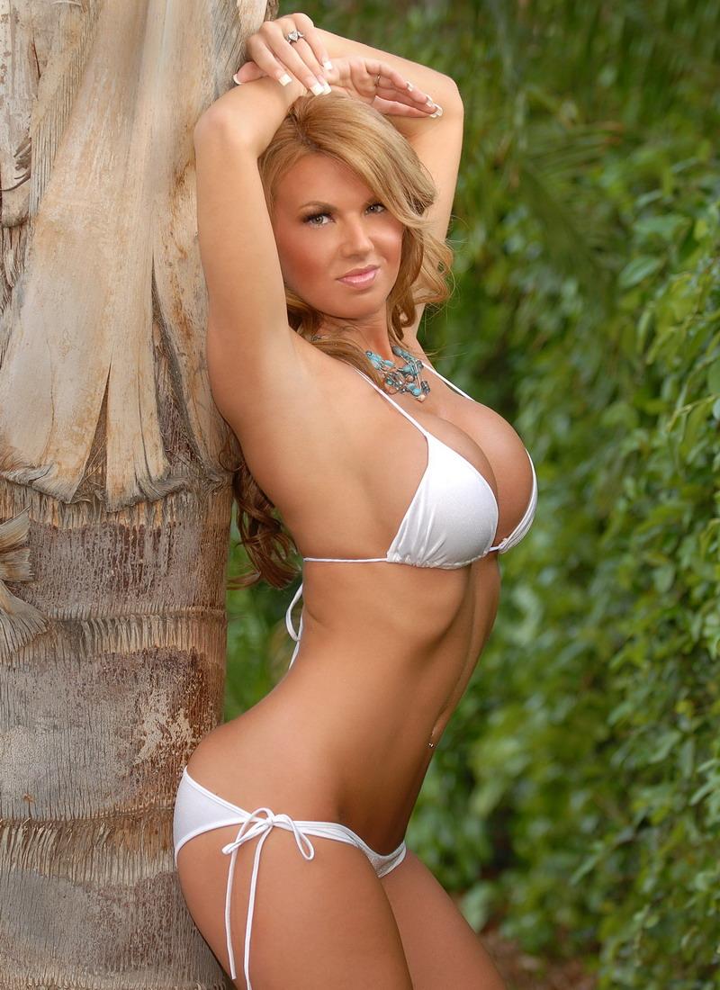 Bikini california model