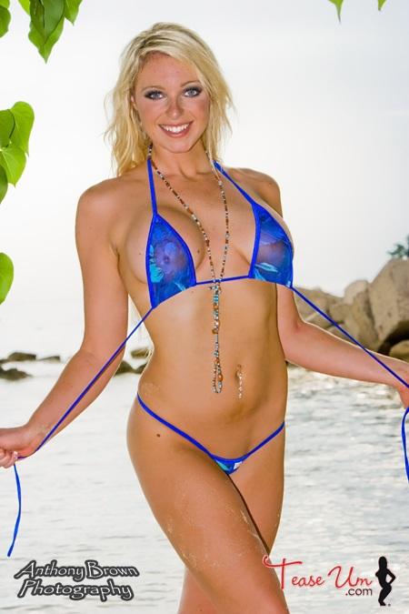 alexa divine see thru bikini naked