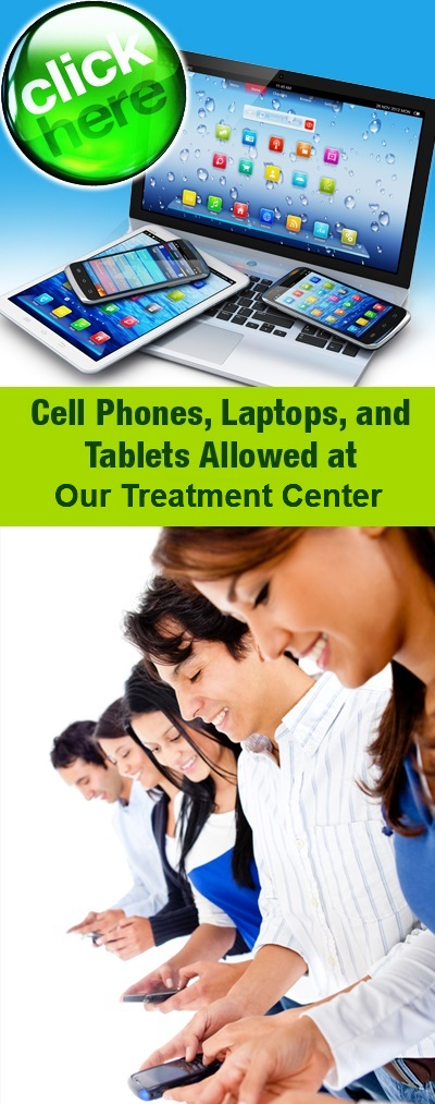 Cell Phones Laptops at Angels Recovery Center new