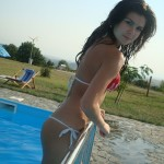oasis dessert bikini girls teens young gypsy