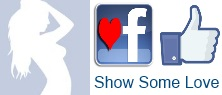 sexy facebook like button