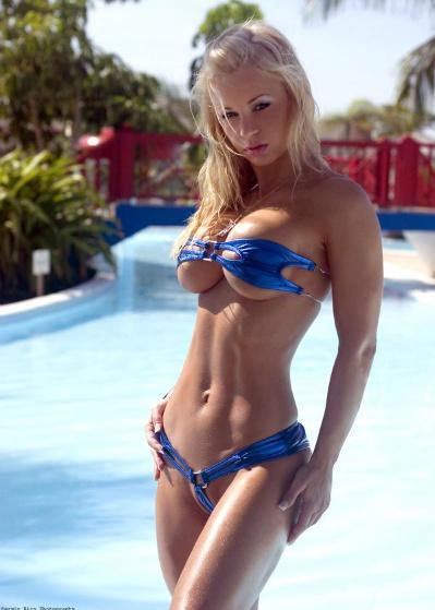 Mimi fiedler bikini